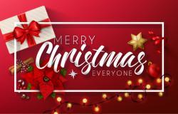 Buon Natale dal nostro Residence sul lago di Garda!