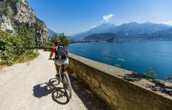 Vacanza sul lago di Garda: nuovo aspetto per la Ponale